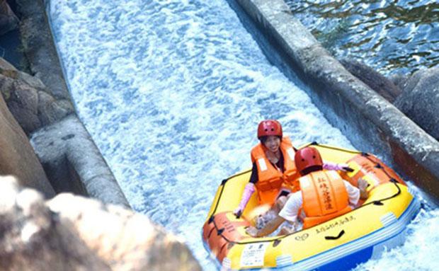 五指山旅游产业逐步复苏 红峡谷景区重装再出发
